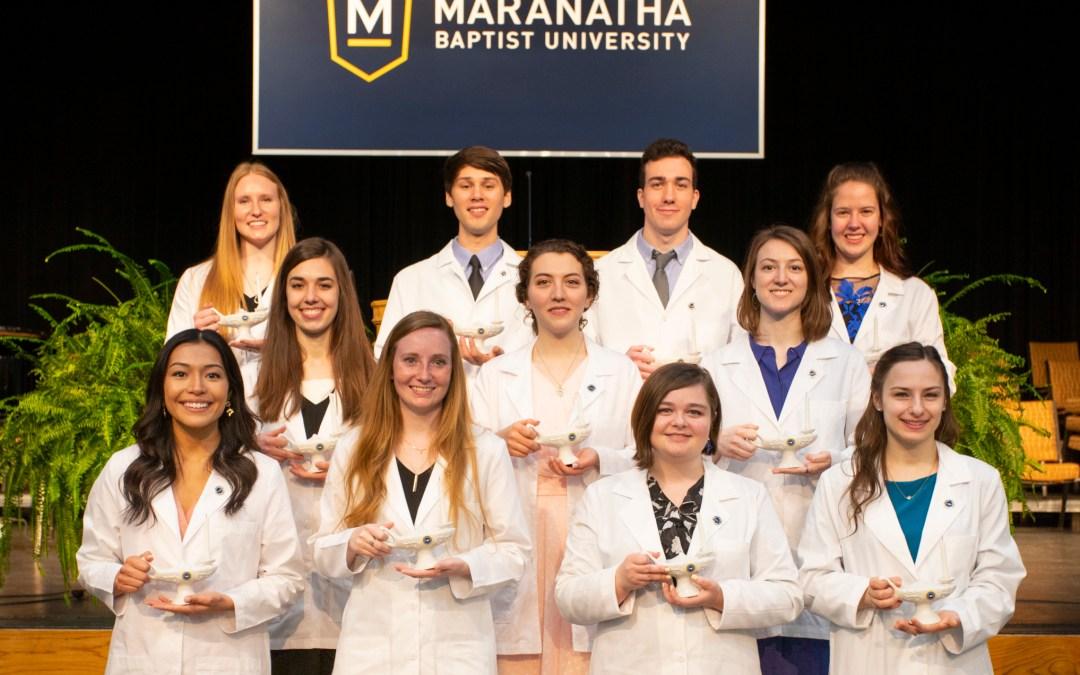 2021 Nurse Pinning Ceremony