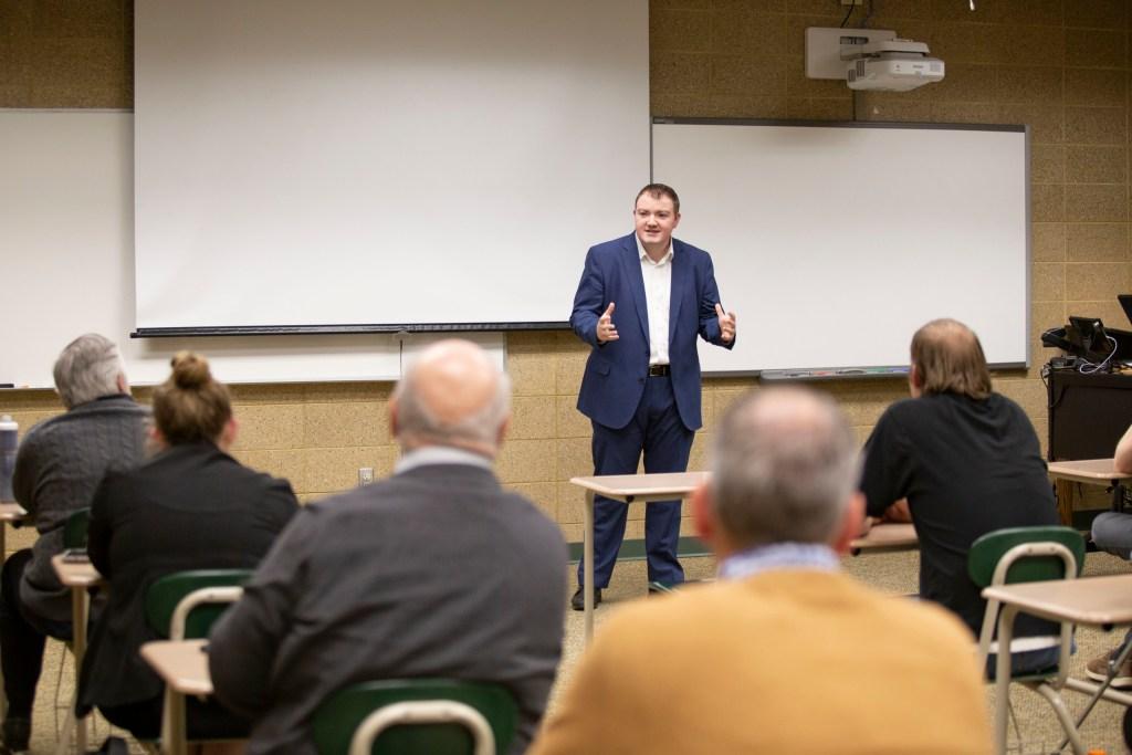 Paul Bare Capstone presentation