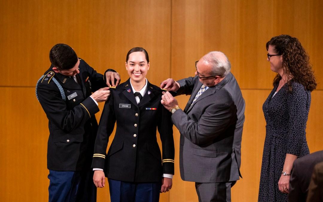 2021 ROTC Commissioning