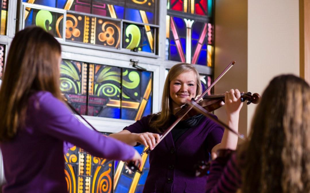 In the Studio | Maranatha's Music Pedagogy Program