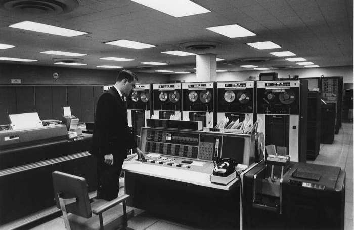 IBM Mainframe Computer 1965