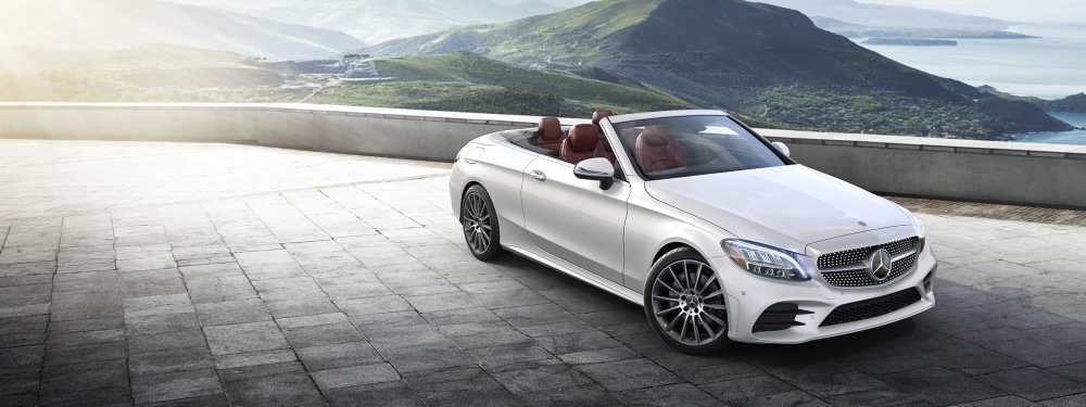 medium resolution of 2019 c class cabriolet