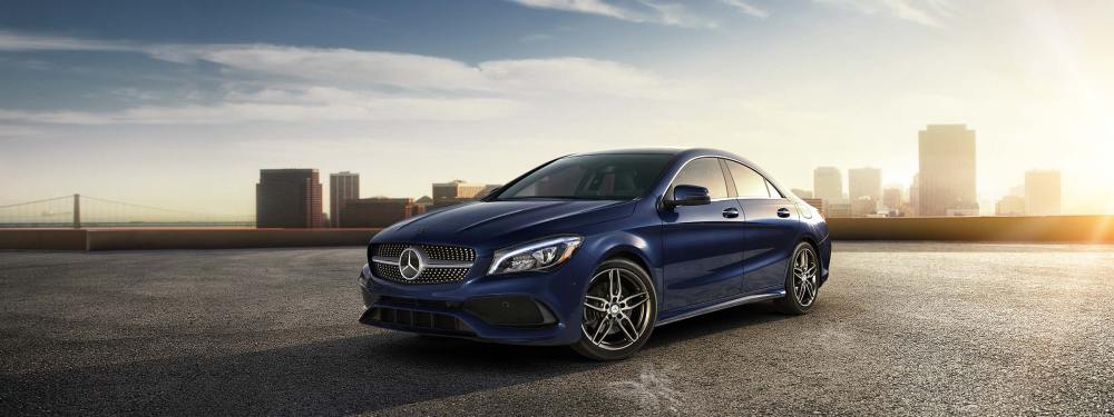 medium resolution of cla 4 door coupe