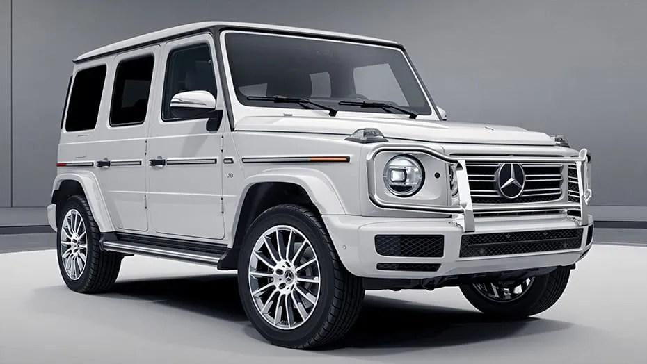 2019 g 550 luxury