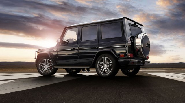 AMG in Black with 20-inch AMG wheels
