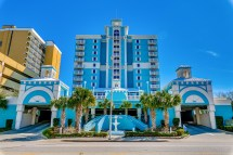 Ocean Blue Resort Myrtle Beach SC