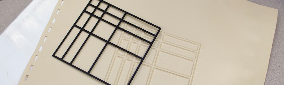 Thermoform Tactile Graphic