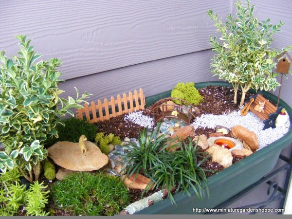 winter landscaping ideas mb
