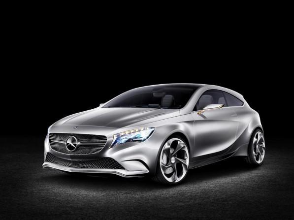 827465 1528016 7304 5478 11C312 004 Custom 597x447 New Mercedes Benz Concept A Class
