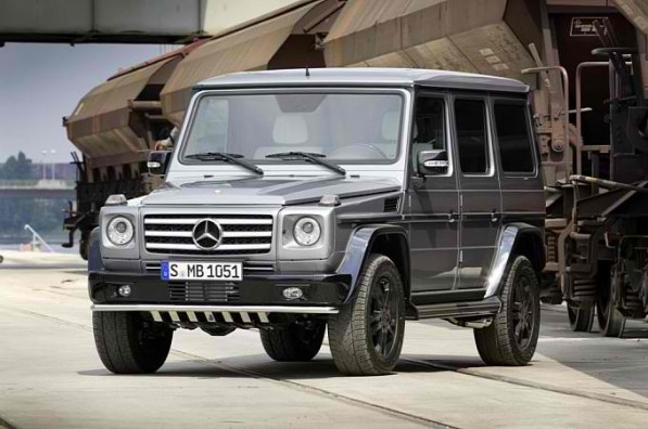 mercedes launches g klasse ba3 final edition and edition select medium 5 597x396 Special G Class editions released