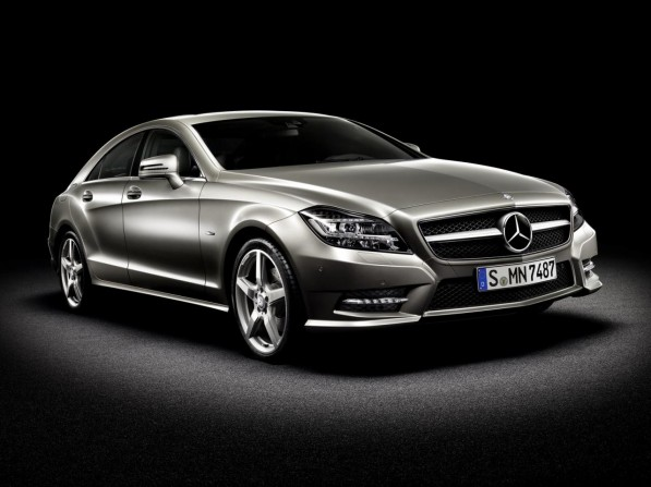 newCLS 597x447 Mercedes Benz to Break Out Integrated Ad Campaign for New CLS