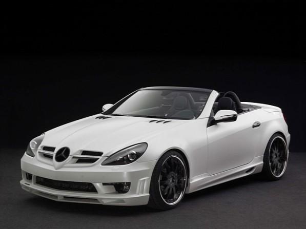piecha mercedes slk final performance rs edition 597x447 Piecha's Final Performance RS Edition for Mercedes SLK Introduced
