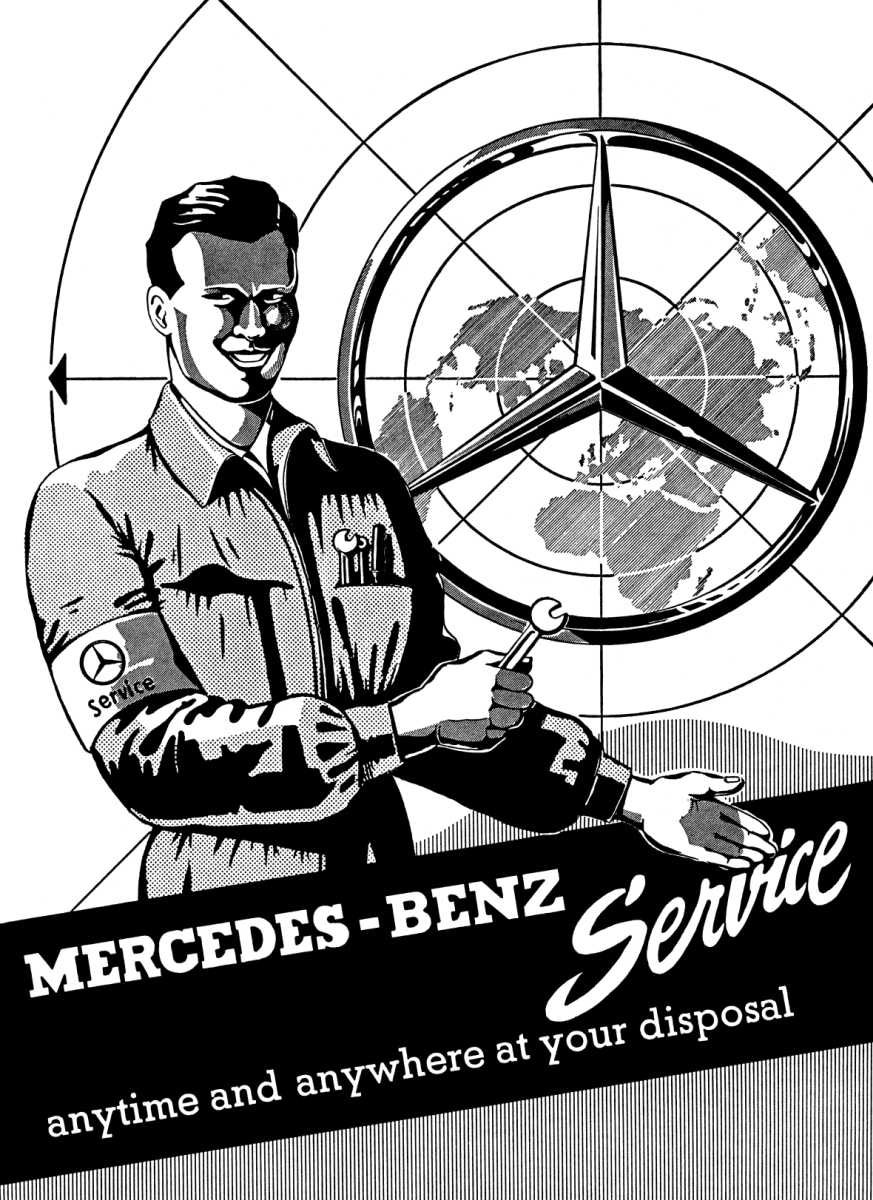 Mercedes benz ponton workshop © mbzpontonorg mb poster service workshophtm mercedes benz ponton generator wiring mercedes benz ponton generator wiring