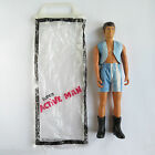 Vintage SUPER ACTIVE MAN by TOMFU NEKMAR  Action Man Clone Doll  Super Linna