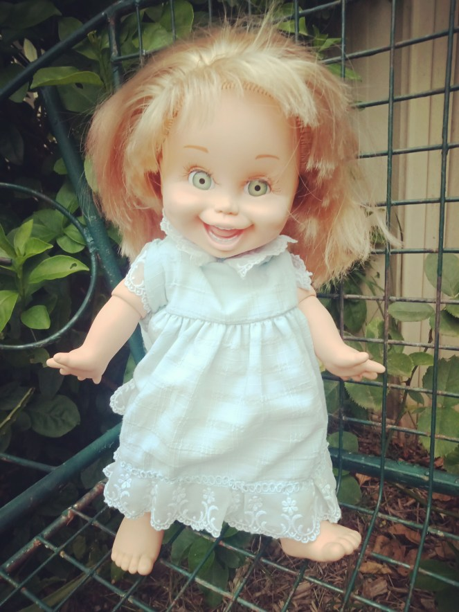 Baby Face So Funny Natalie Doll