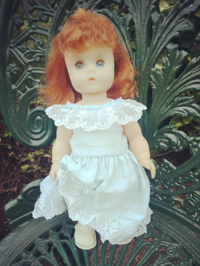 Vintage  Doll made in England 2