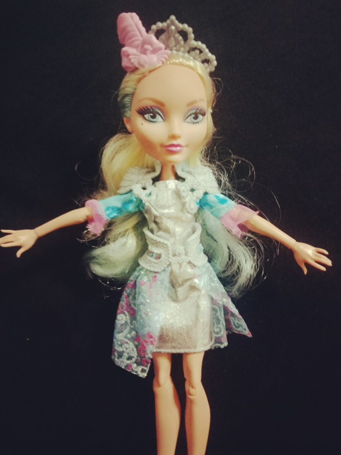Ever After High Doll Darling Charming Blue Eyes