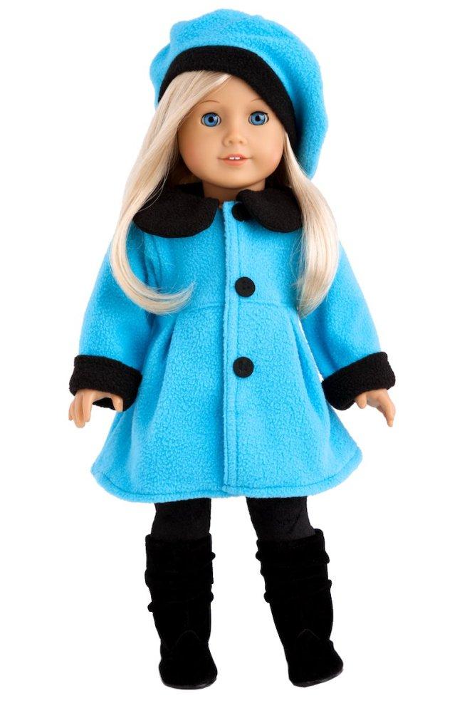 American Girl Doll Clothes, Parisian Stroll