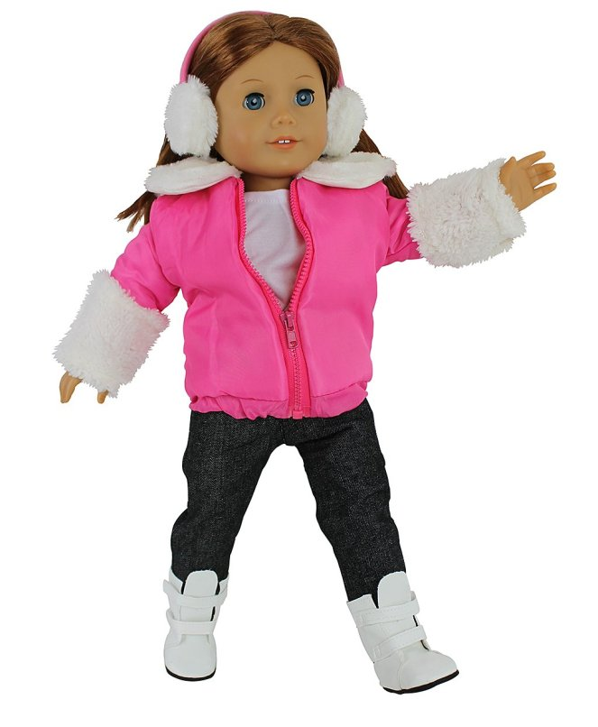 American Girl Doll Clothes Snow Outfit