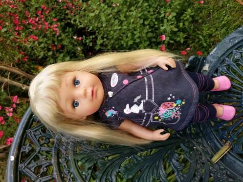 Baby Born Big Sister Doll 2