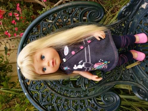 Baby Born Big Sister Doll 4
