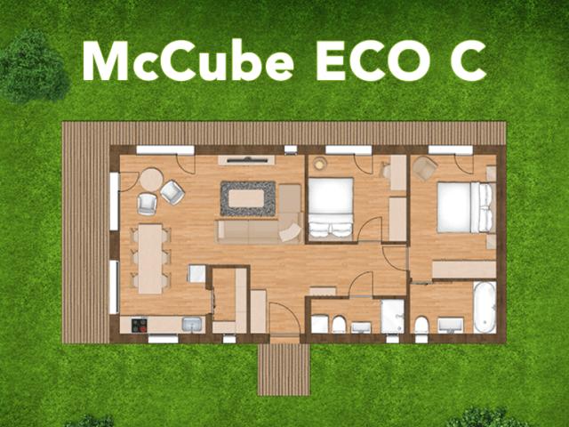 Mccube homes h user zum mitnehmen wohnen arbeiten und for Wohnbox fertighaus
