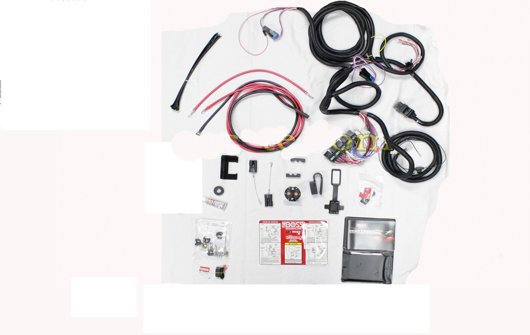 hight resolution of boss snowplow control kit smarttouch 2 rt3 msc15102
