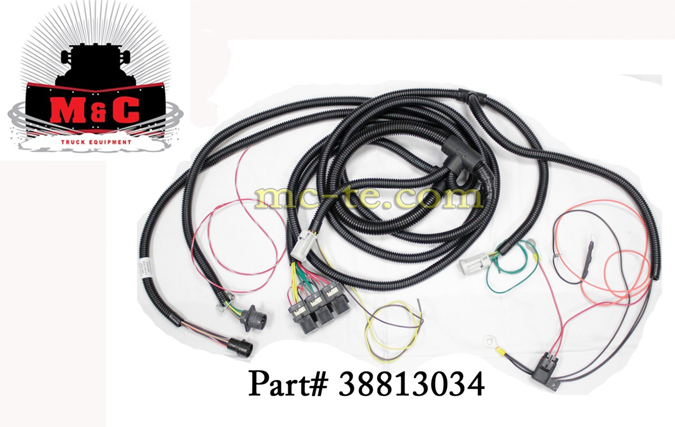 hight resolution of hiniker wiring harness wire diagram hiniker wiring harness diagram