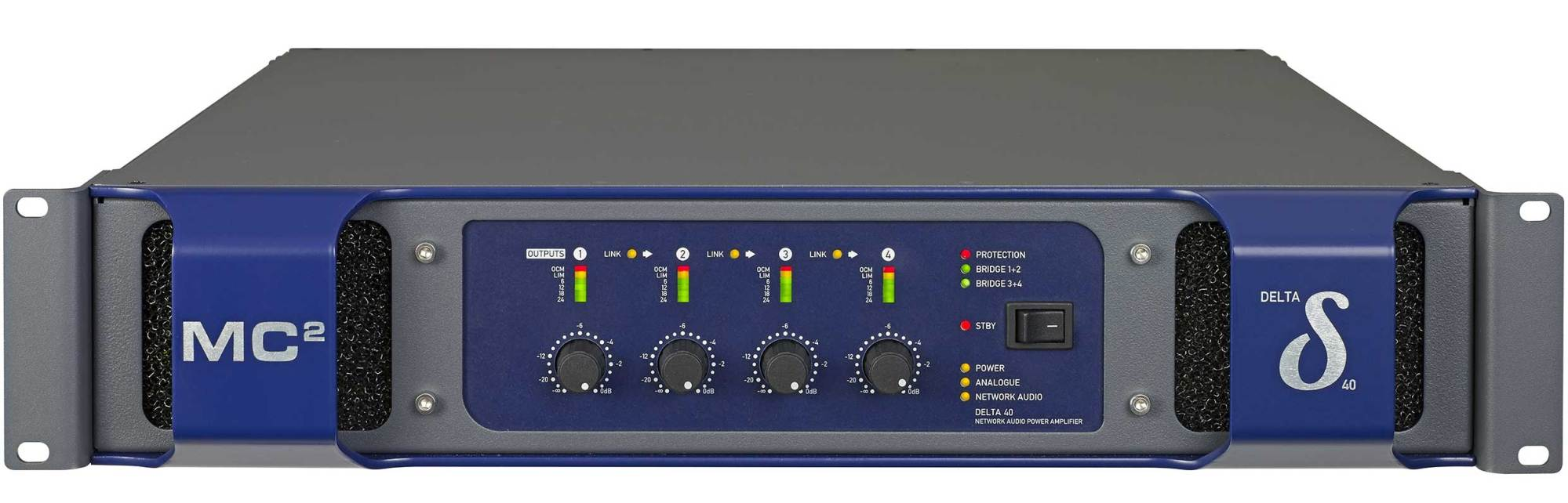 hight resolution of delta series amplifiers