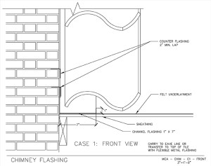 26-Chimney-Flashing-Case-1-Front-View