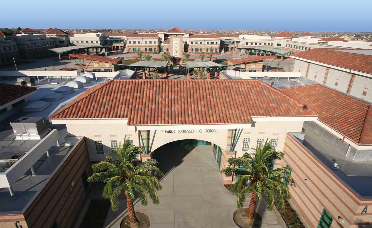 Eleanor Roosevelt High School, Corona, CA