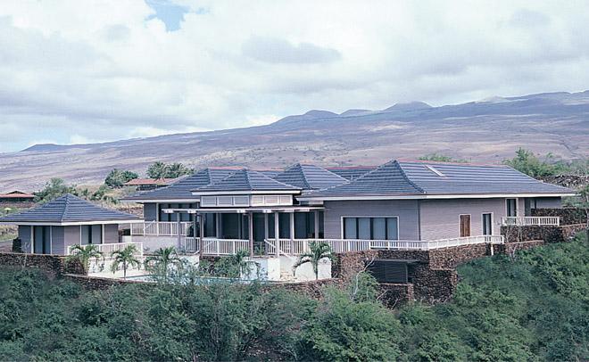 Custom House, Mauna Kea Fairways, Hawaii