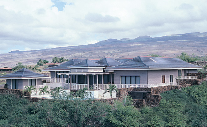 Custom House, Mauna Kea Fairways, Hawaii