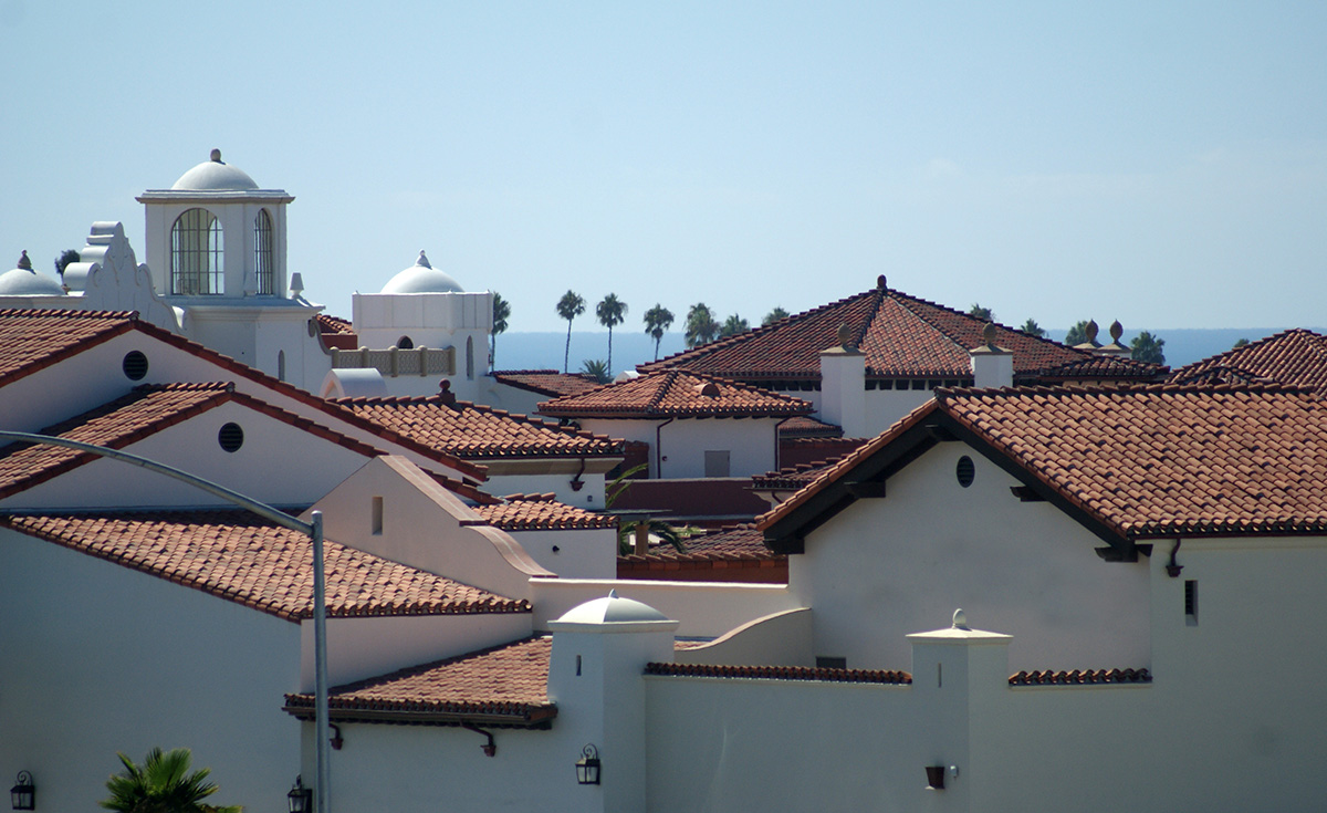 Detail of Outlets at San Clemente