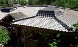 Detail of Re-roof Encino, CA