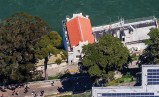 Alcatraz Island Guardhouse Library