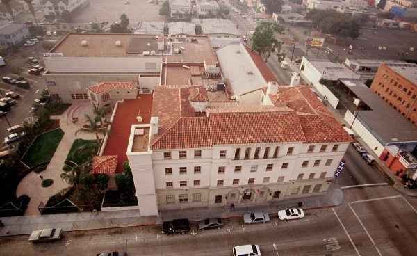 Hollywood YMCA historical clay roof tile - various tiles and colors to match for repair