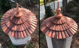 Custom Turret Mailbox