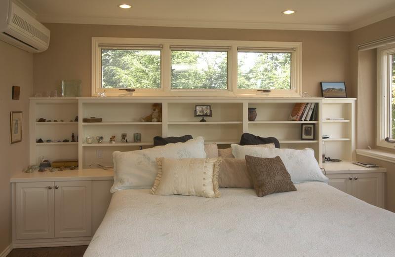 Beautiful and StorageBoosting Master Bedroom Remodel