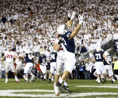 Image result for pat freiermuth penn state