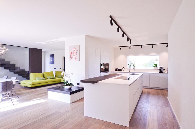 5 idee di arredamento per l open space cucina e soggiorno come arredare un open space moderno pensarecasa come arredare … Come Arredare Una Zona Giorno Openspace Mcarc