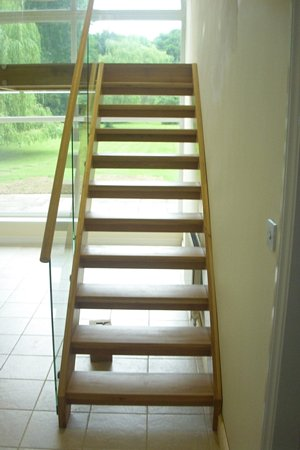 Northern Ireland manufacturer supplier wooden stairs  McAreavey Joinery