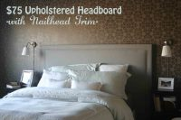 Easy Upholstered Headboard | McArthur Homes