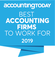 MATTHEWS, CARTER & BOYCE NAMED TO 2019 ACCOUNTING TODAY'S BEST ACCOUNTING FIRMS TO WORK FOR