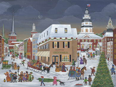 Carol Dyer Paintings Prints And Notecards And Christmas Cards