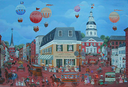 Carol Dyer Original Paintings