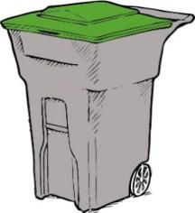 Yard Waste Cart