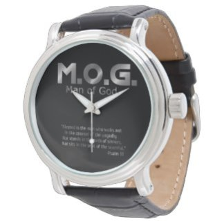 Man of God Watch
