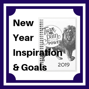 New Year Inspiration and Goals