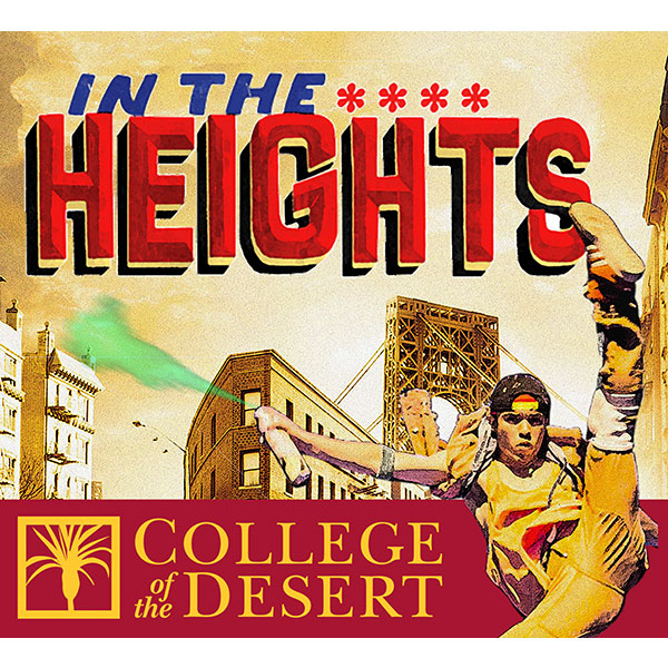In The Heights McCallum Theatre Palm Desert California